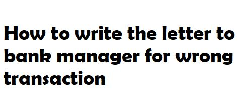 How to write a management report